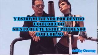"""Mariana Seoane & Julio Camejo  """"De Rodillas Te Pido"""" (LETRA)"""