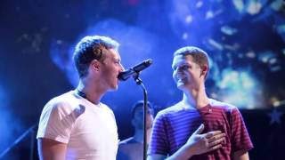 Coldplay Ghost Stories Live 2014 behind the scenes