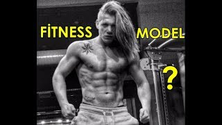 Fitness Modeller gibi fotoğraflarım oldu