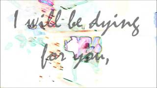 Otto Knows - Dying For You ft. Lindsey Stirling & Alex Aris  [MOTM Bootleg] (Official Lyric Video)