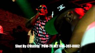 A3C #powtvstage HD Video Ft Sean Paul, Silkk The Shocker, Yung Joc, & Cool Amerika
