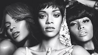 Bed Of Lies - The Holy Trinity (Nicki Minaj, Beyoncé & Rihanna)