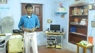 S Sabari Giri Nathan - GSA Intro Video