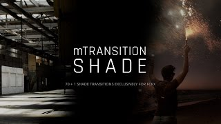 mTransition Shade Plugin for Final Cut Pro X