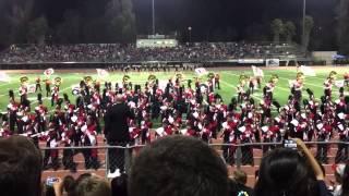 Uma Thurman SDSU Marching Band