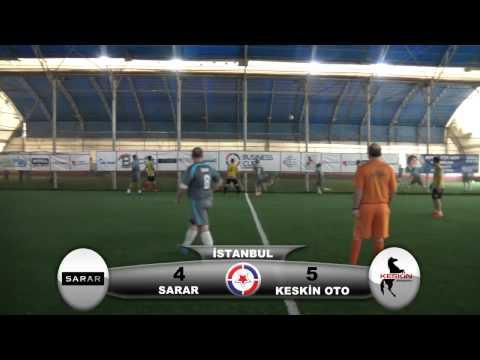 KESKİN OTO - SARAR/ Business Cup 2012 İstanbul