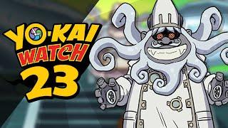 Yo-Kai Watch - Episode 23 | Chairman McKraken Boss!