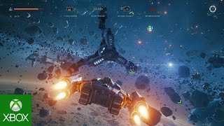 EVERSPACE™ New Player Ships Gameplay Trailer