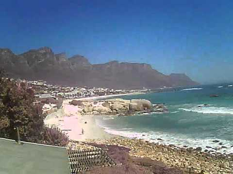Timelapse Video – Glen Beach & Camps Bay – 06/09/2011