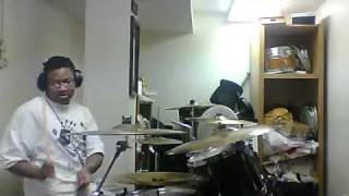 N.E.R.D Maybe (drum cover)