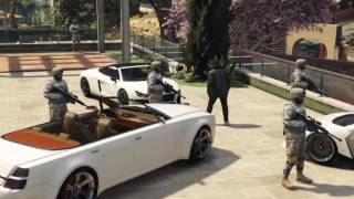 Kodak Black There He Go (GTA 5 Parody)