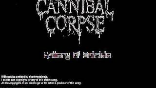 Cannibal Corpse - Gallery Of Suicide 8-Bit