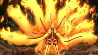 Naruto Kurama/Bijuu Mode Theme