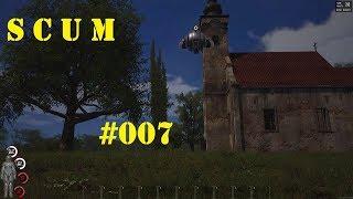 SCUM 007 - Prehľadávanie mestečka*Let's play