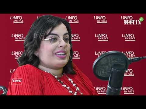 Video : L'Info en Face : La parole aux jeunes avec Sara Maalal