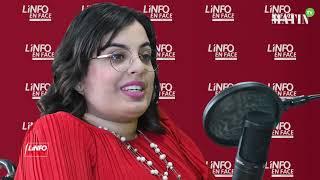 L'Info en Face : La parole aux jeunes avec Sara Maalal