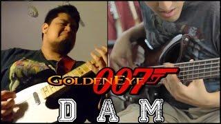 Goldeneye 007 - Dam Cover | Ft. Ro Panuganti | BXD