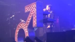 "New Killers  cover ""American Slang"" @ Terminal 5 NYC 9-22-17"