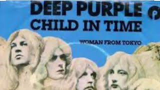Deep Purple - Child In Time(Stefano Como cover)