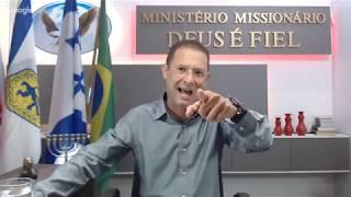 (QUEBRANDO PROTOCOLOS,DOGMAS E COSTUMES).Com o Profeta Missionário Marcelo Gomes-Brasil.