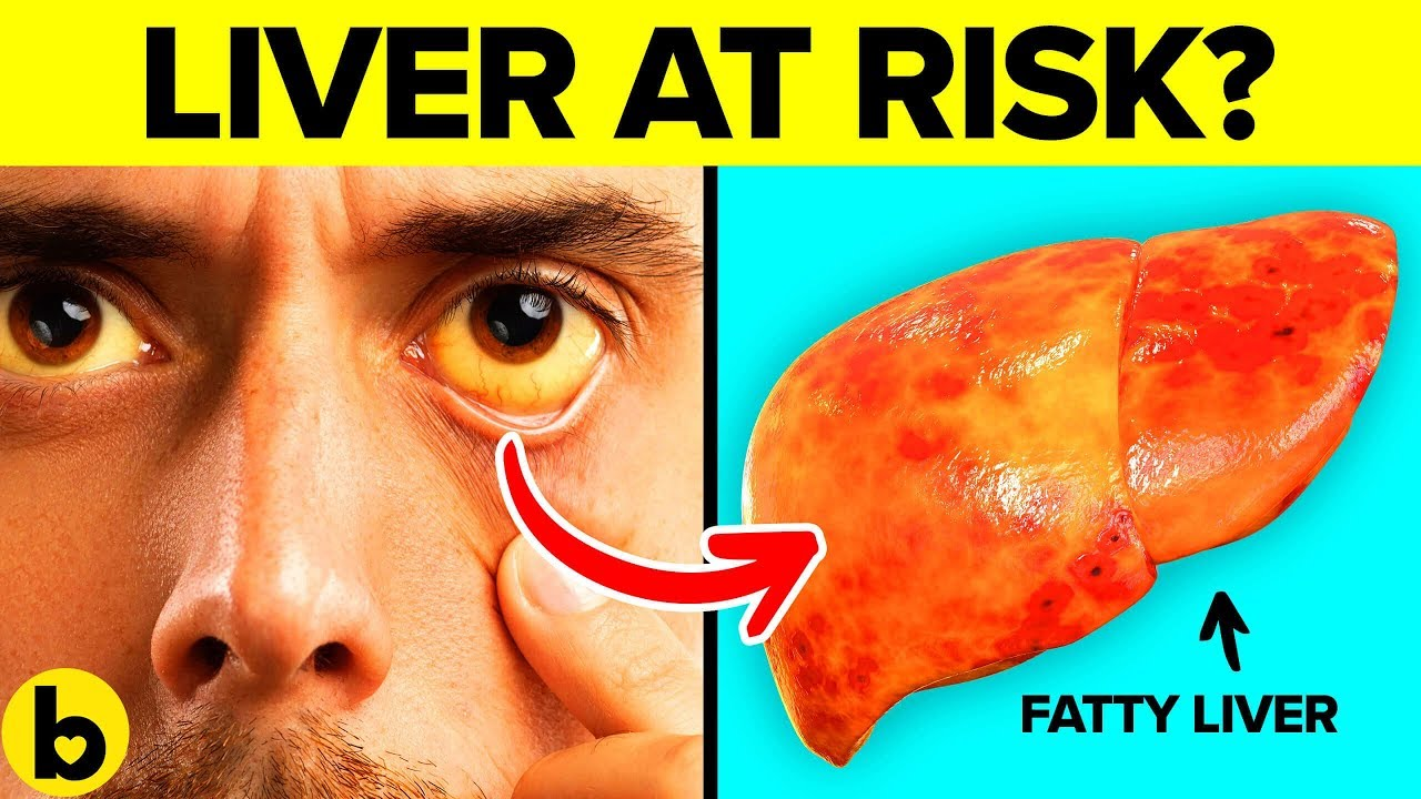 Early Warning Signs of Liver Disease and ways to reverse it