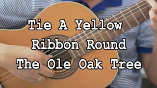 Tie A Yellow Ribbon Round The Ole Oak Tree - Tony Orlando and Dawn (solo guitar cover)
