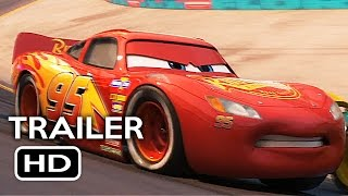 Cars 3 Official Rivalry Trailer (2017) Disney Pixar Animated Movie HD