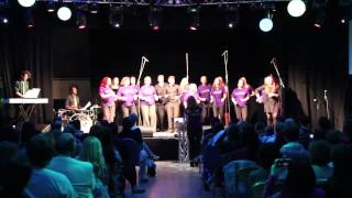 MbM Gospel Choir // 'Happy' by Fred Hammond // Live Performance