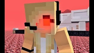 NEW Minecraft Song Psycho Girl 9 - Psycho Girl Minecraft Animations and Music Video Series