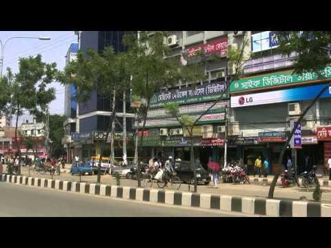 アキーラさん市内散策36!バングラデシュ・ダッカ!Dahka,Bangladesh