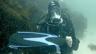 Scuba Diving Equipment Review: TUSA Imprex Duo Fins