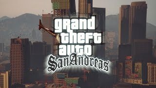 GTA V - San Andreas Trailer Remake