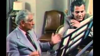 Leonard Bernstein's Introduction on Beethoven's Symphony No. 7 (1978 Wien)