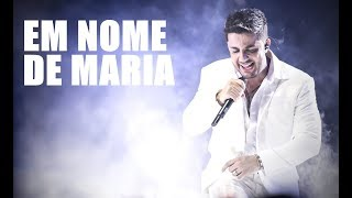 Cristiano Araújo - Em Nome de Maria - MÚSICA INÉDITA (Áudio Oficial)
