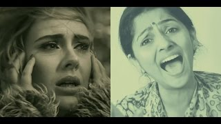Best cover of Adele's Hello / Sailaja Talkies