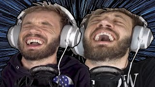 "Everytime Pewdiepie has ever said ""EGH"""