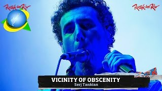 System Of A Down - Vicinity Of Obscenity live【Rock In Rio 2011 | 60fpsᴴᴰ】