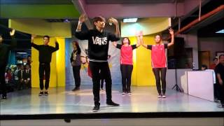 iKON - Rythm ta Dance cover : Formidable Peculiars.