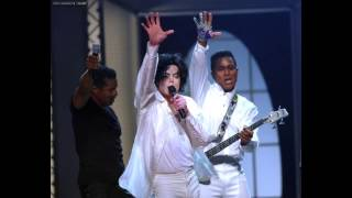 Michael Jackson - Can You Feel It - 30th Anniversary 2001 Studio Version