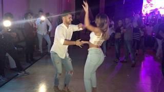 LUIS & ANDREA Sensual Bachata Social Dance @ THE SALSA ROOM width=