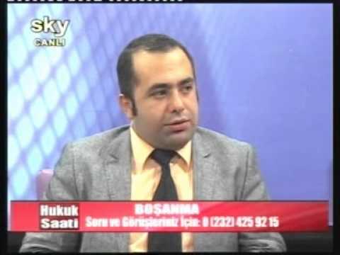 HUKUK SAATİ 28.12.2012 BOŞANMA-NAFAKA-VELAYET - 2.BÖLÜM