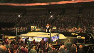 WWE 12 | Booker T Entrance - CAN YOU DIG IT SUCKA!