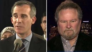 LA mayor's defense of sanctuary policy sparks outrage