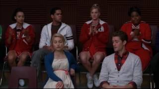 Glee - Pink Houses (Full performance + scene) 1x18