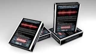 RADIO/VIDEO BROADCAST KIT - LOOPED BACKGROUND MUSIC AND JINGLES