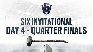 Rainbow Six | Six Invitational 2019 – Playoffs – Quarter Finals
