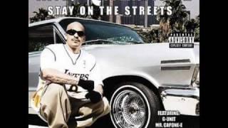 We Ride - Mr Criminal Feat: Bizzy Bone