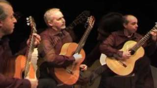 "Guitalian Quartet - Habanera from ""Carmen"" by G. Bizet"