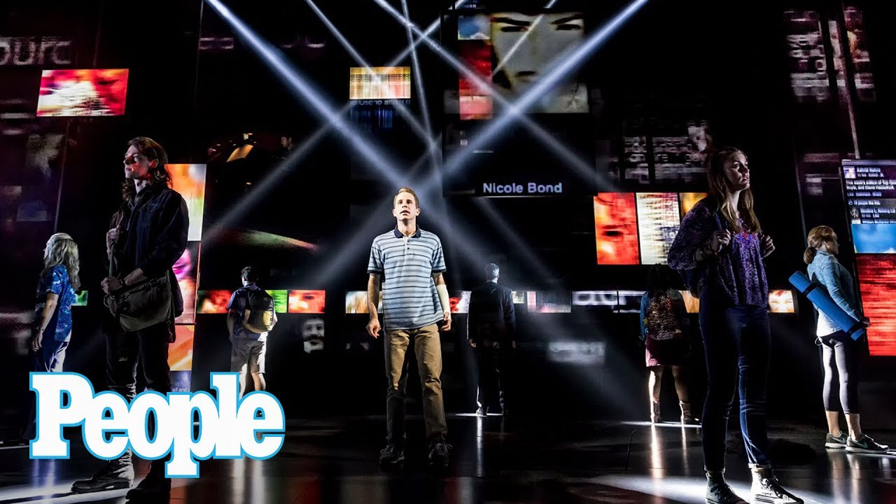 Dear Evan Hansen Broadway Tour Dates Cincinnati October