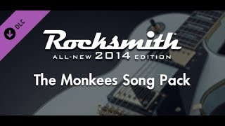 The Monkees Song Pack Coming To Rocksmith Remastered!